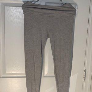grey kyodan leggings